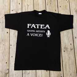 Fatea Magazine T-shirt Unisex - Giving Artists A Voice