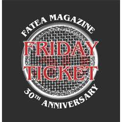 Fatea's 30th Birthday Bash early bird Friday only ticket