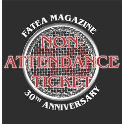 Fatea's 30th Birthday Bash Non-Attendance ticket (support us even if you can't make the festival!)