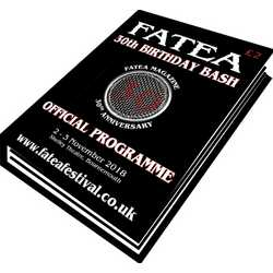 Fatea's 30th Birthday Bash Souvenir Programme