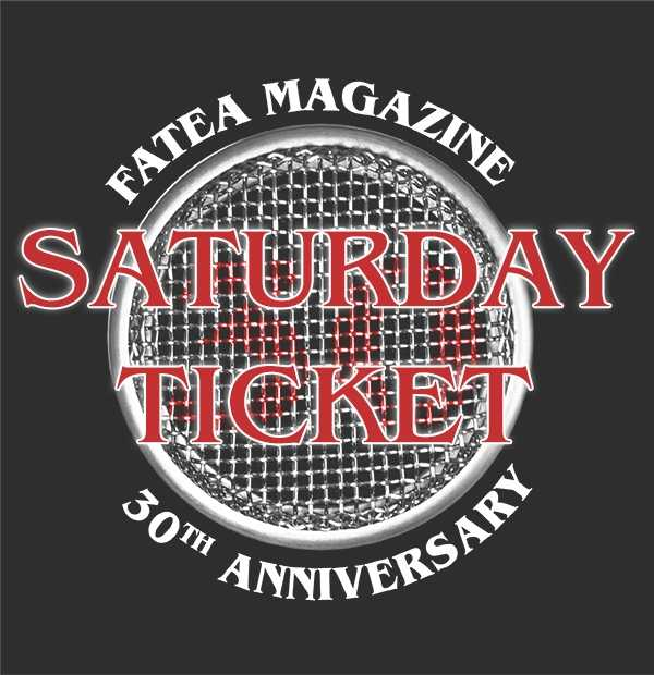 Fatea's 30th Birthday Bash early bird Saturday only ticket